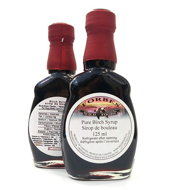 Forbes Wild Foods Pure Birch Syrup LocalGoodz Toronto Buy Local Shop
