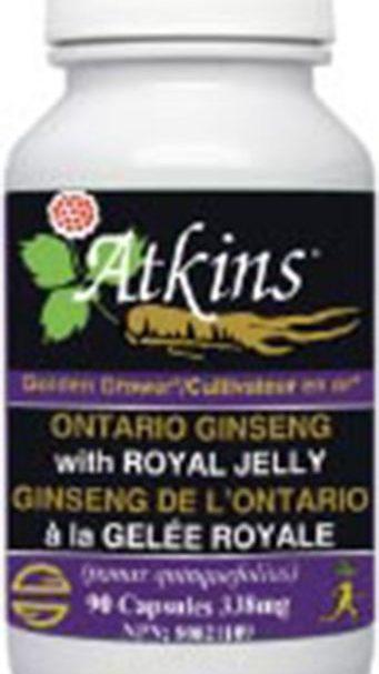 Atkins Ontario Ginseng LocalGoodz Toronto Buy Local Shop