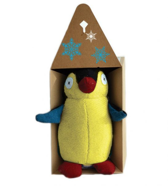 Cate and Levi Handmade Penguin Plush Stuffed Animal Making Kit3