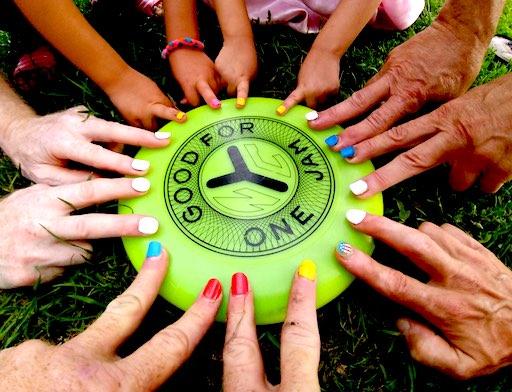 Frisbee Fingers 512
