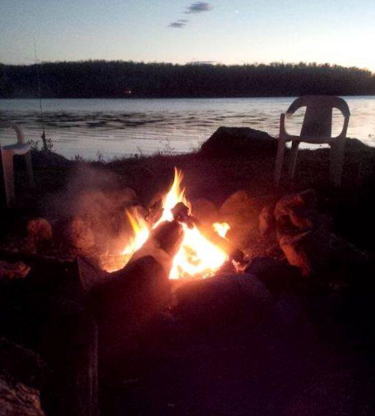 XPANSIONFestival.com @ Birchwood Camp - Fire